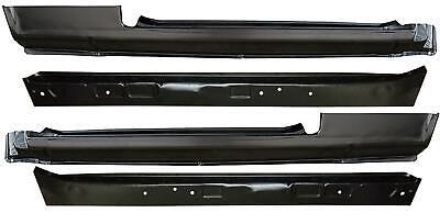 Lower Rear Corner Panels for 75-84 Vw Small Family Cars Mk1 PAIR