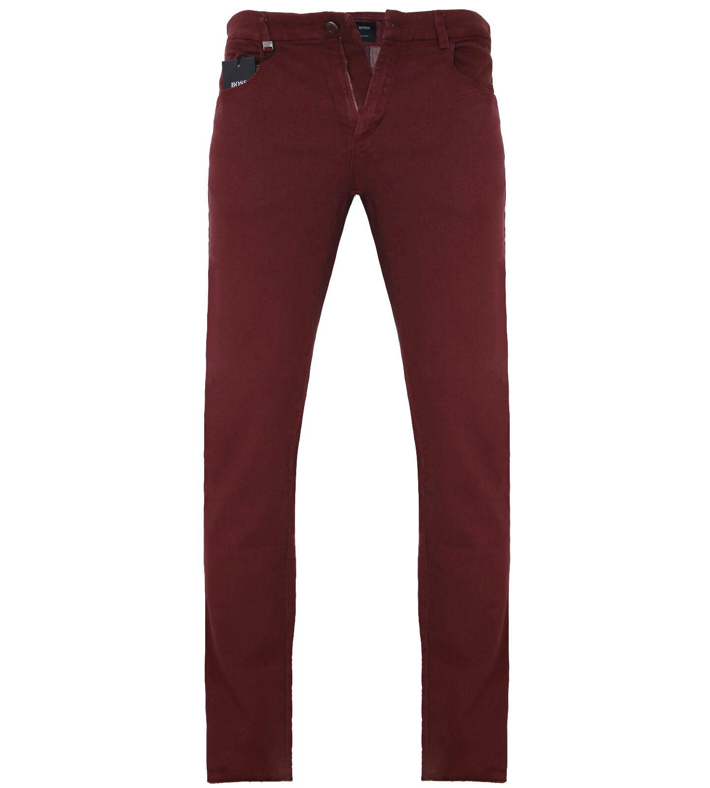 HUGO BOSS TAILORED Hose Jeans  T-Lincoln1  W33 L34  NEU  SLIM FIT STRETCH