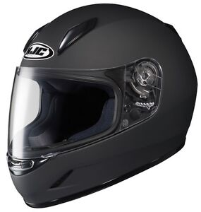 HJC CL-Y YOUTH Motorcycle Helmet Matte Black YOUTH SMALL Full Face New CHILDS