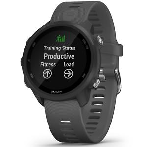 Garmin Forerunner 245 GPS Running Reloj inteligente   Pizarra gris