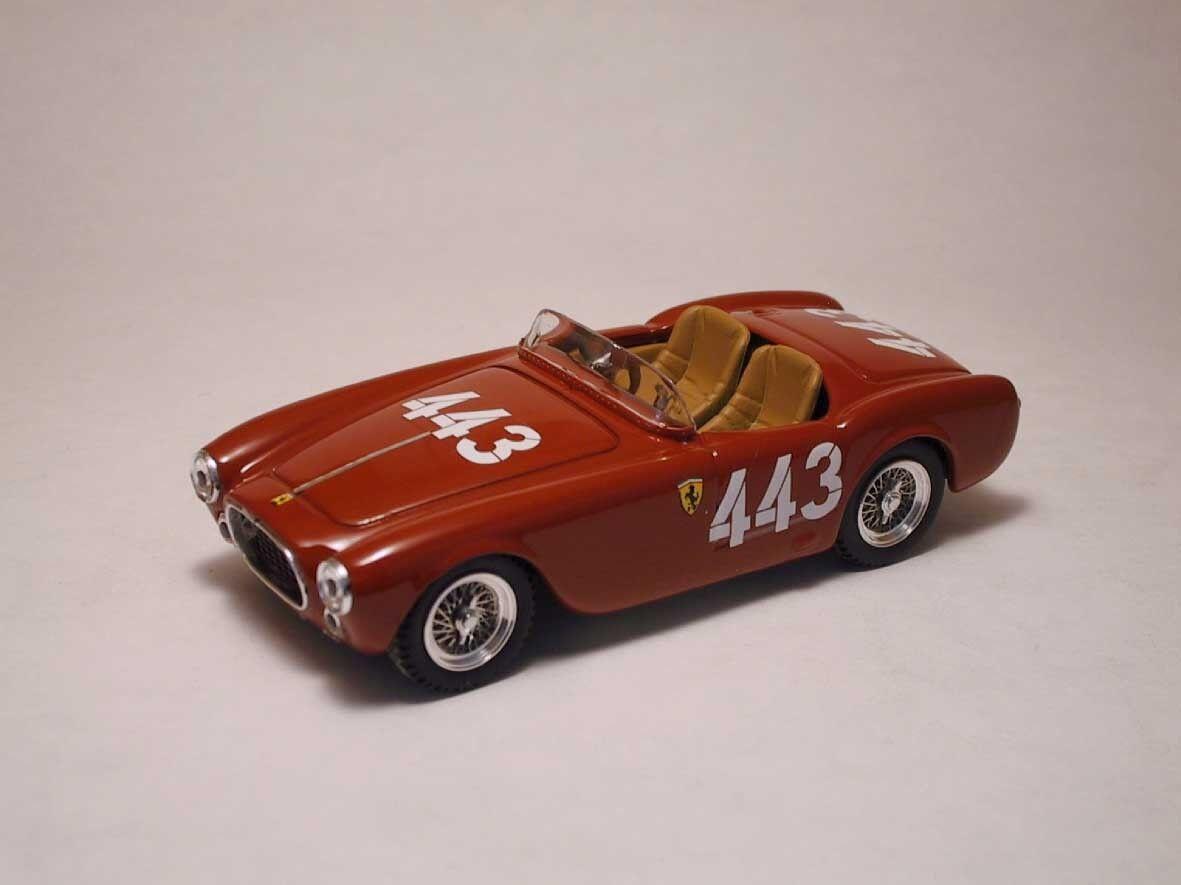 Ferrari 225 S Giro Sicilia 1952 1 43 Model 0110 ART-MODEL