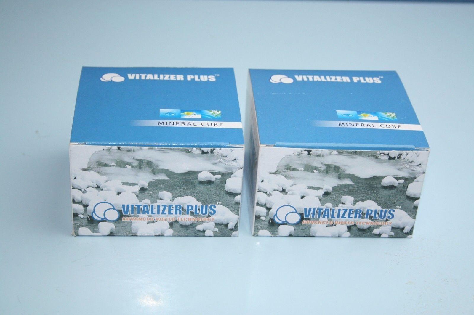 Vitalizer Plus (2) Minéral Cube + accepter l'offre
