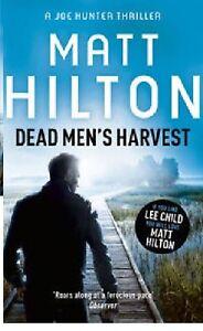 Mat-Hilton-Dead-MAN-039-S-Recolte-Tout-Neuf-Livraison-Gratuite-Ru