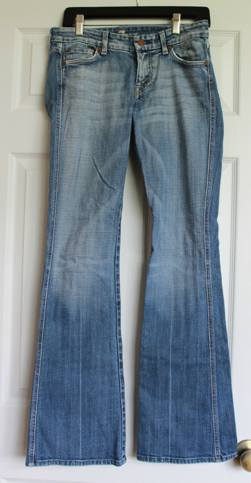7 for ALL MANKIND jeans denim. sz 29. Authentic