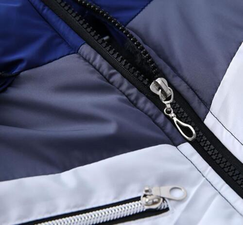 Fashion Kids Manteau Garçons Filles épais manteau rembourré veste d/'hiver vêtements