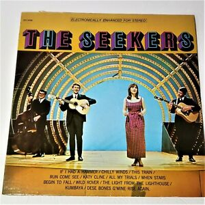 The-Seekers-Pickwick-33-Records-1967-Vinyl-LP-Compilation-Folk