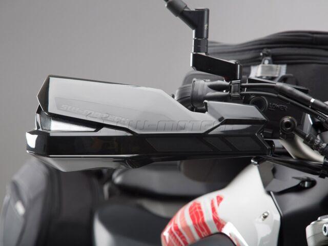 Yamaha XSR700 from Yr 16 Cobra Motorcycle Hand Protector Pair Black NEW