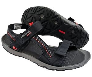 adidas mens terra sports ii sandals strapped velcro