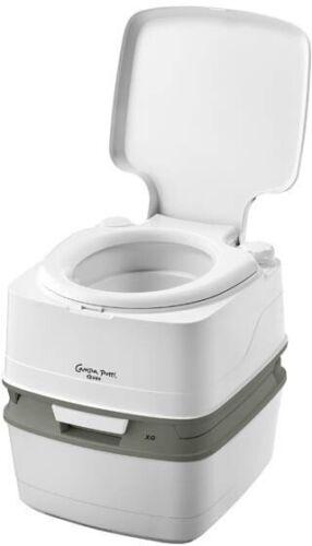 Portable Bio Toilet Thetford Campa Potti Qube XG ** Brand New **