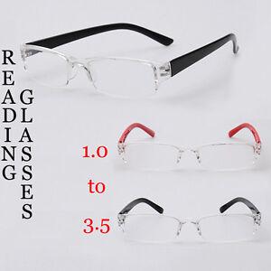 3306cb4194fe Image is loading Reading-Glasses-Unisex-Mens-Ladies-Trendy-Designer-Style-