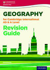 Geography for Cambridge International as and A Level Revision Guide by David Davis (Mixed media product, 2016)