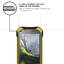 thumbnail 4 - Screen Protector Antishock for Blackview BV6000S