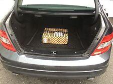 Floor Cargo Net For Mercedes Benz Coupe Sedan C250 C300 C350 C400 C63 FAST&FREE