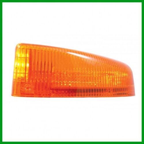 Amber Truck Semi Turn Signal Marker Light Peterbilt 30 LED Low Profile