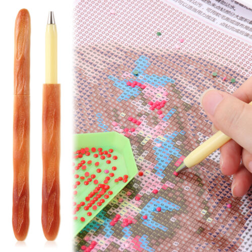 Creative Embroidery Tool 5D Diamond Point Drill Pen Painting Cross Stitch Tool