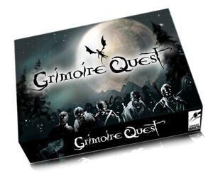 Grimoire Quest Board Game