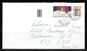 Canada BC British Columbia - Anahim Lake CDS Cancel Cover