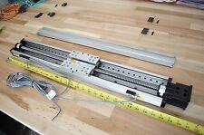 """NEW 28"""" Parker 404XR Linear Actuator Precision Ground Ballscrew Nema23 - CNC DIY"""