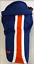 New CCM HP45X Edmonton Oilers Pro Stock//Return Ice Hockey Pants Sr Large+1 blue