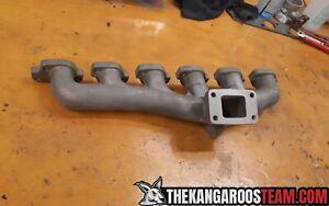 Mercedes M103 T3 turbo cast iron exhaust manifold W201/W124/W129/W463
