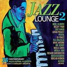 Jazz Lounge, Vol. 2 [Water Music] by Various Artists (CD, Apr-2004, 2 Discs, Water Music Records)