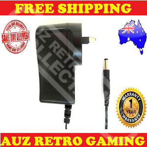 Sega-MegaDrive-II-Power-Supply-Adapter-Pack-New-MK-1636-Mega-Drive-2-32x-Nomad