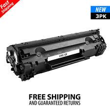 3PK Compatible Toner for Canon 128 ImageClass D550 MF4450 MF4570dn MF4770N