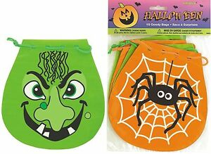 Halloween-Party-Supplies-Trick-or-Treat-Loot-Draw-String-Bags-10pack