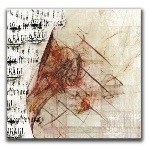 PAUL SINUS 60x60cm Kunst Bilder Gemälde Kunstdrucke direkt aus dem Atelier