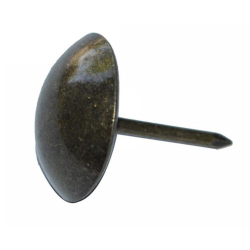 100x Antique Bronze Polster Nagel Sofa Dekorative Tack Schmuck Geschenkbox WRDE