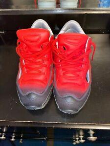 raf simons ozweego red Size 7.5 | eBay