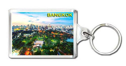 Bangkok MOD7 Keyring Souvenir Schlüsselanhänger