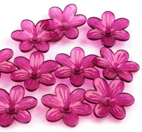 Flor floración 26mm perle perlas decoración centro de mesa primavera boda bautizo