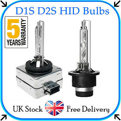 2x D2S 4300K HID Xenon Bulbs Replacement Headlight Lamps 12V 35W fit MERCEDES 1