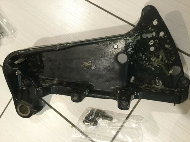1993 Mercury 135HP TRANSOM BRACKET PORT 8716A 8