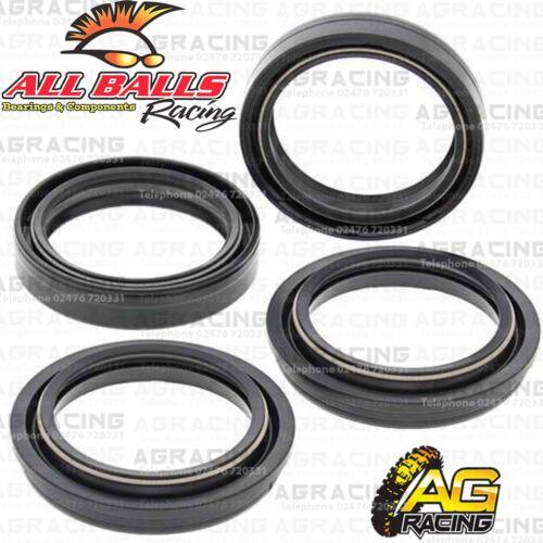 All Balls Fork Oil /& Dust Seals Kit For Triumph Daytona 955i 1999-2006 99-06