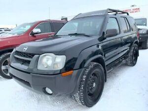 2002 Nissan Xterra 4dr 4WD SC V6