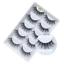 NEW-5-Pairs-Layered-False-Eyelashes-Dramatic-3D-Wispy-Lashes-Makeup-Strip-UK thumbnail 14