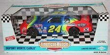 1 18 Ertl NASCAR #24 Jeff Gordon Monte Carlo 'dupont'