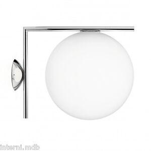 FLOS-IC-C-W-1-2-LAMPADA-DA-PARETE-E-SOFFITTO-WALL-AND-CEILING-LAMP