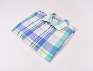Gant-The-Hugger-Hombre-Multicolor-Camisa-Talla-L