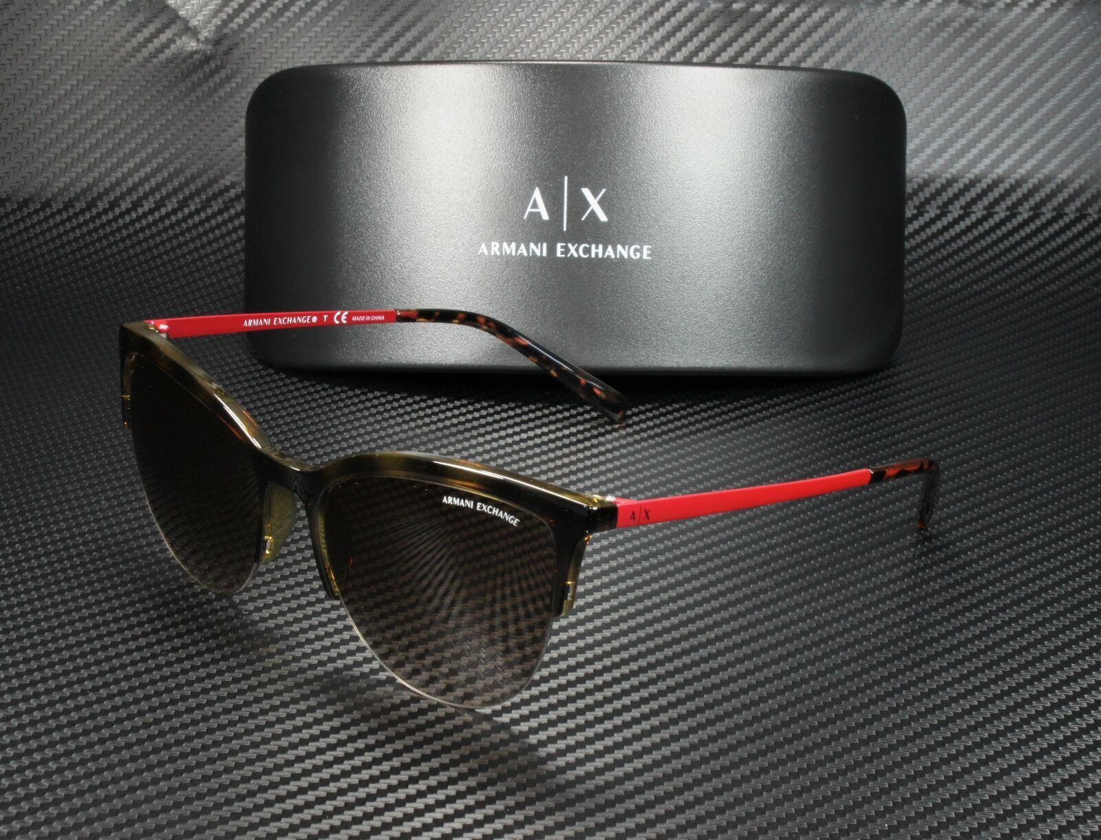 105732 Sunglasses Havana //Brown Authentic Persol 3173S Grey Grad *NEW* 54mm