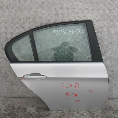 BMW 3 SERIES 6 E90 E90N LCi Door Rear Right O/S Titansilber Silver Silber - 354