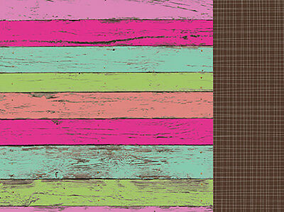 Kaisercraft 12x12 Scrapbooking paper, Fly Free Collection, GAL PAL
