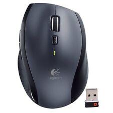 Logitech M705 GRADE B 910-001935 Laser Marathon Maus Wireless Mouse grau schwarz