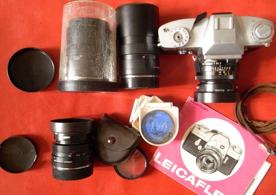 Leica, Leicaflex, God