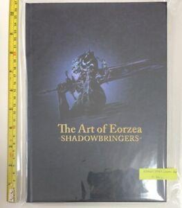 FINAL-FANTASY-XIV-14-The-Art-of-Eorzea-SHADOWBRINGER-Limited-book-square-enix