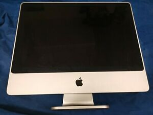 iMac A1225(24-inch Mid 2007) core 2 duo 2.4 ghz 2GB memory 600GB HDD