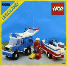 lego caravan instructions 60057