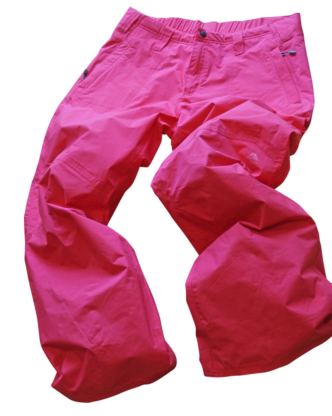 NEW NIKE Womens Ladies ACG STORMFIT ladies Ski Pants Trousers Pink XL